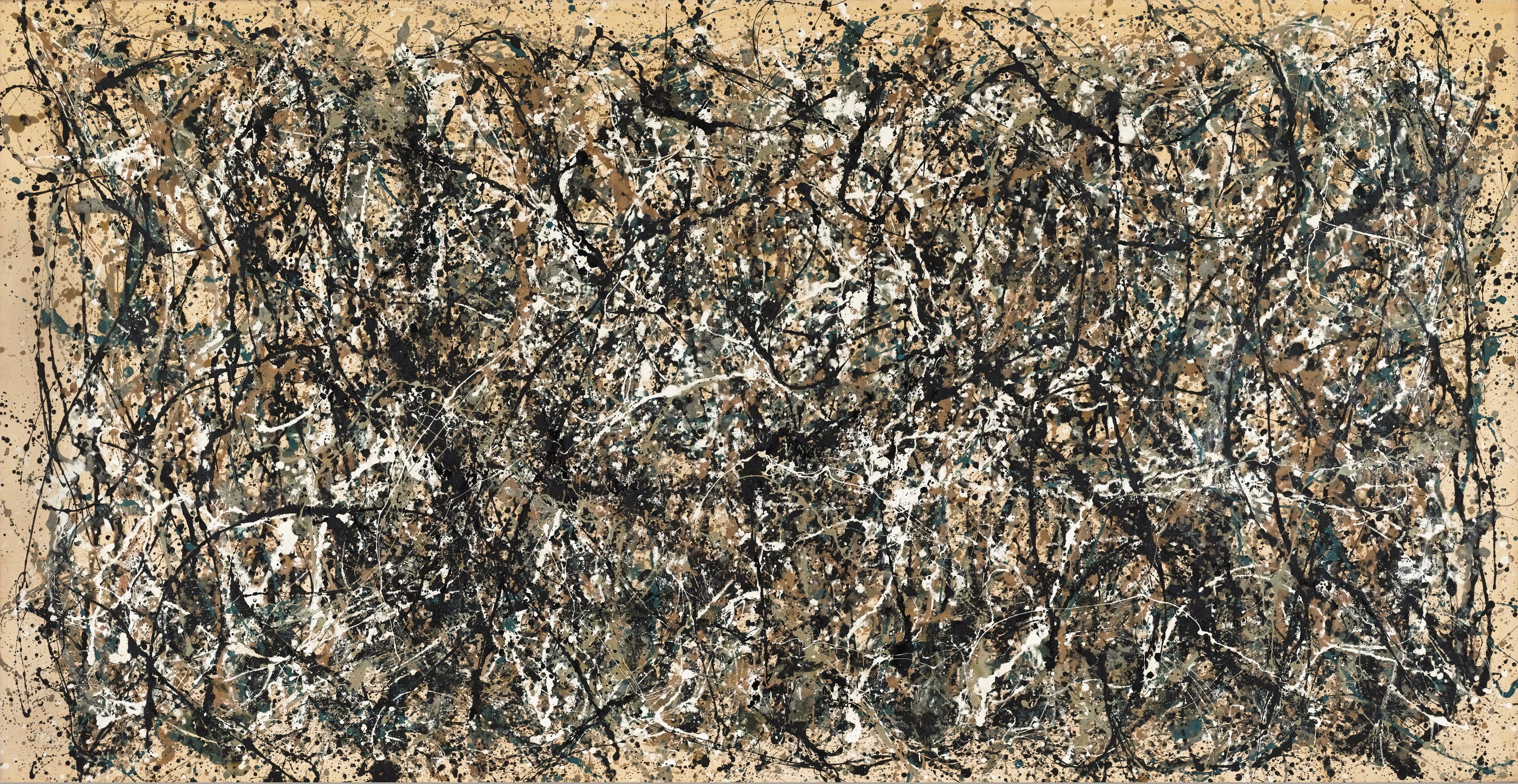técnicas-de-pintura-Uno-Jackson-Pollock