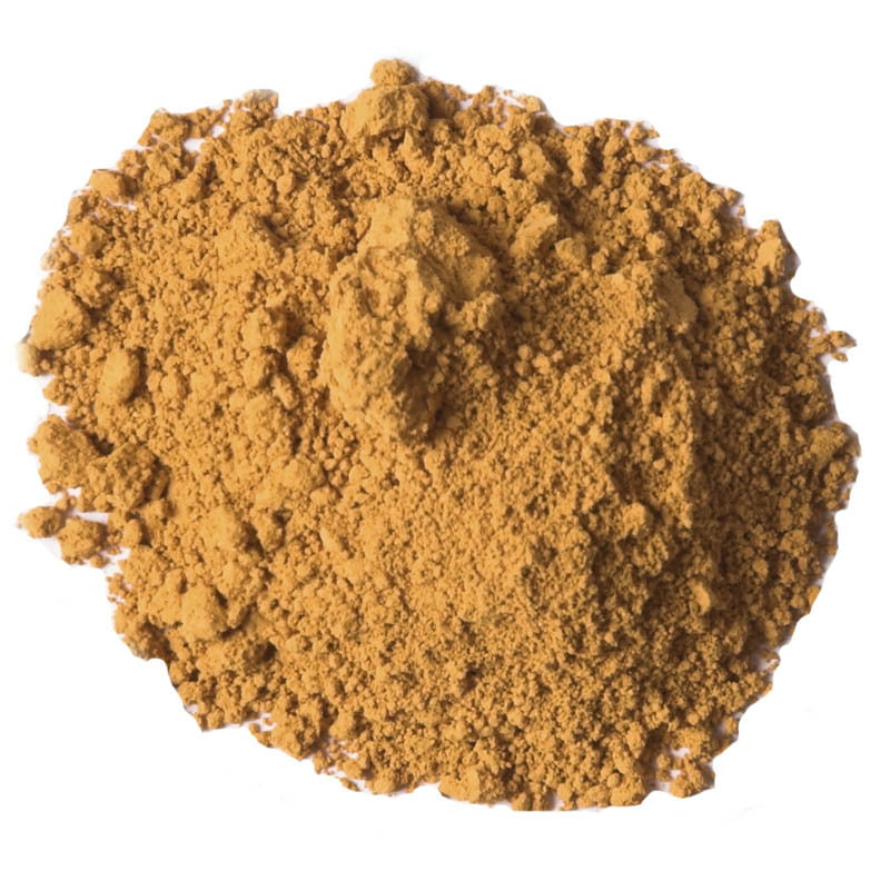 dark yellow ocher pigment  42152.1451845825.1280.1280