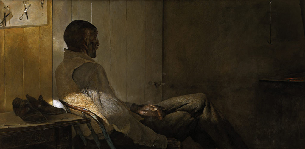 Andrew Wyeth That Gentleman
