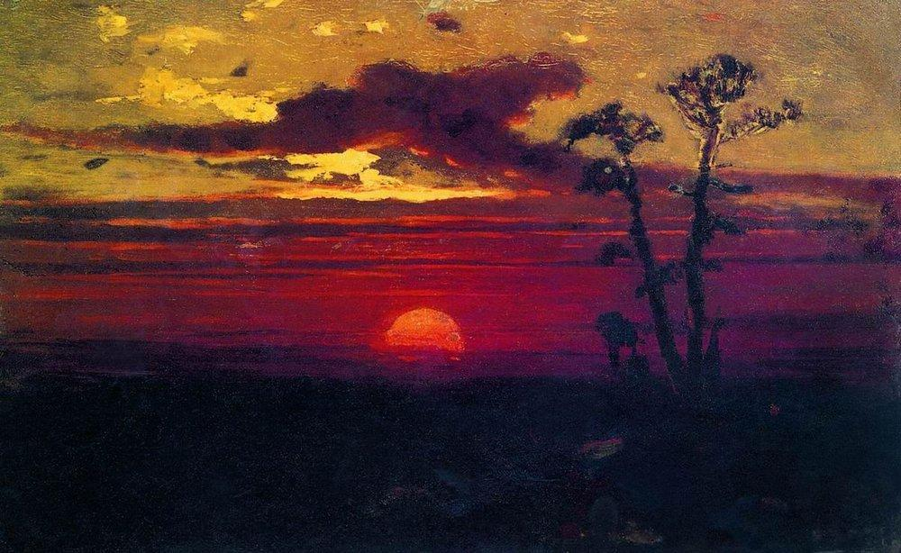 Arkhip Kuindzhi Sunset 3