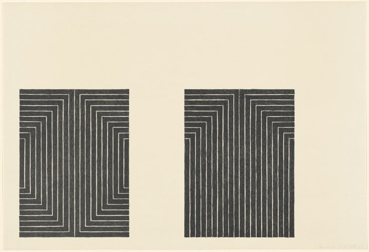 club-onyx-steven-steps-1967-lithograph-38-1-x-55-9-cm-15-x-22-in-gift-of-gemini-g-e-l-and-the-artist-1981-2011-frank-stella-artists-rights-society-ars-new-york-gemin