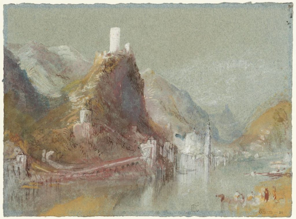 William-Turner-Cochem-from-the-South-circa