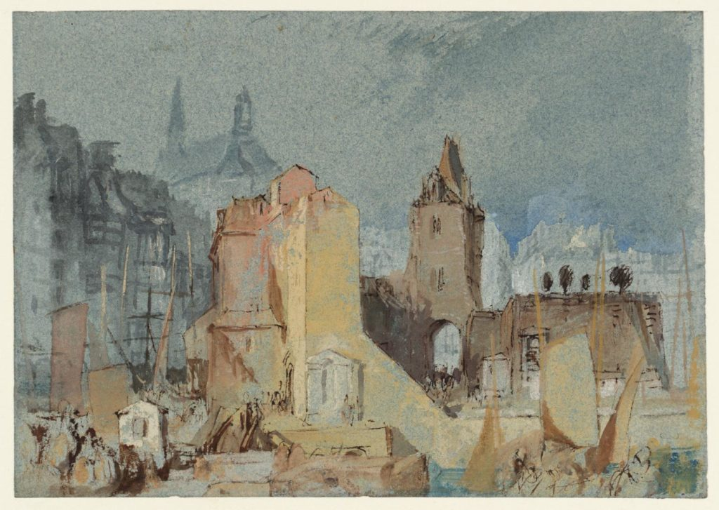 William-Turner-Sainte-Catherine-at-Honfleur-Normandy