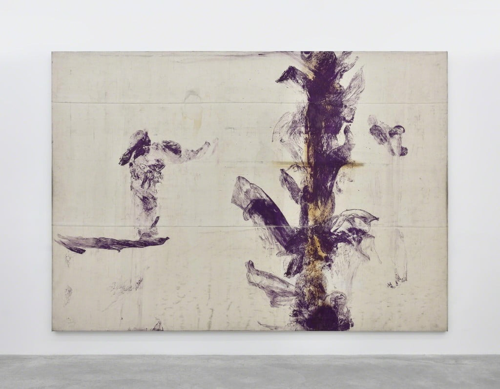 Julian Schnabel Untitled 1990