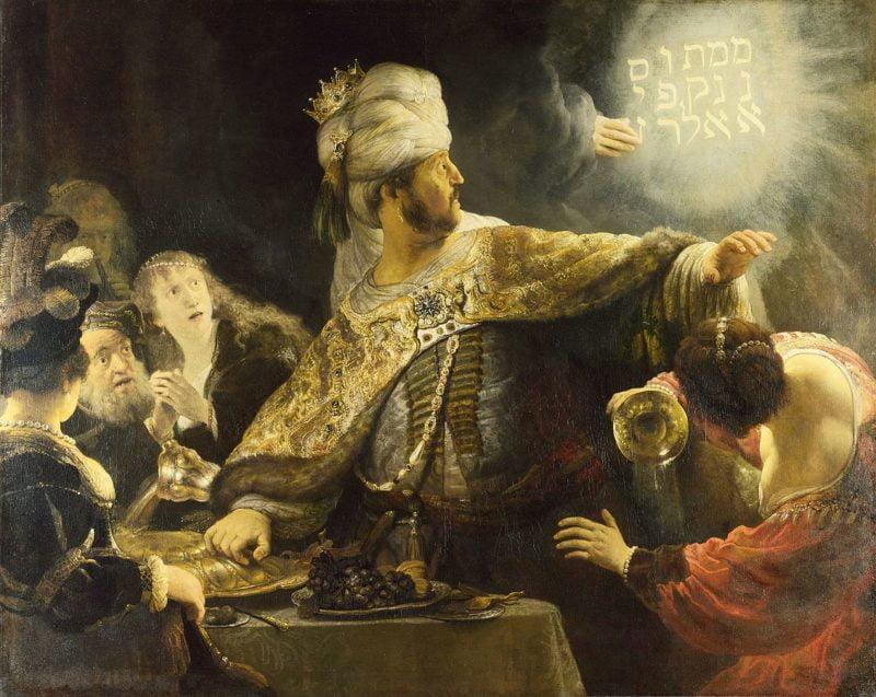 1130px Rembrandt Belsazar