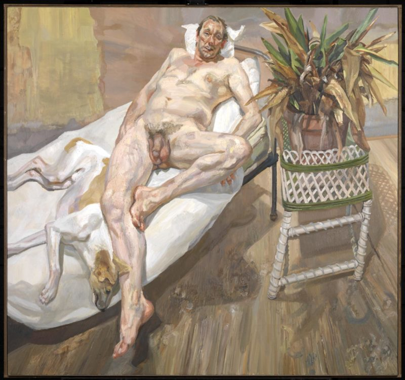 interiores- Lucian-Freud-David-y-Eli