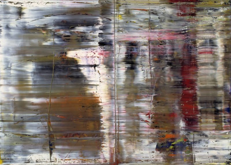 gerhard richter abstract painting 726 1990
