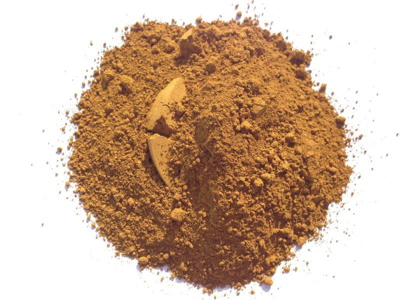 pigment sienna natuur 8548 1kg
