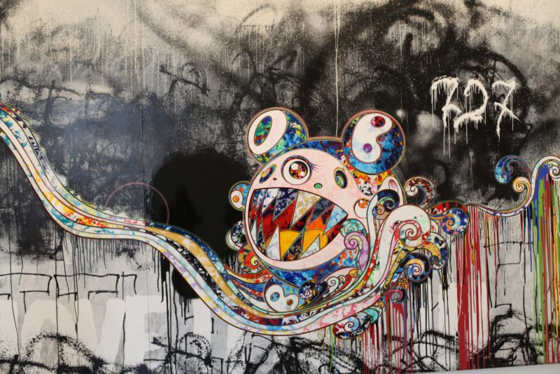 22727 to be determined22 2016 de takashi murakami galerie perrotin photo eric simon