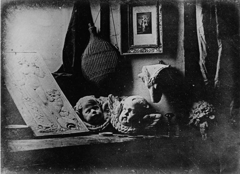 pintura-abstracta-Louis-Daguerre-taller-artista
