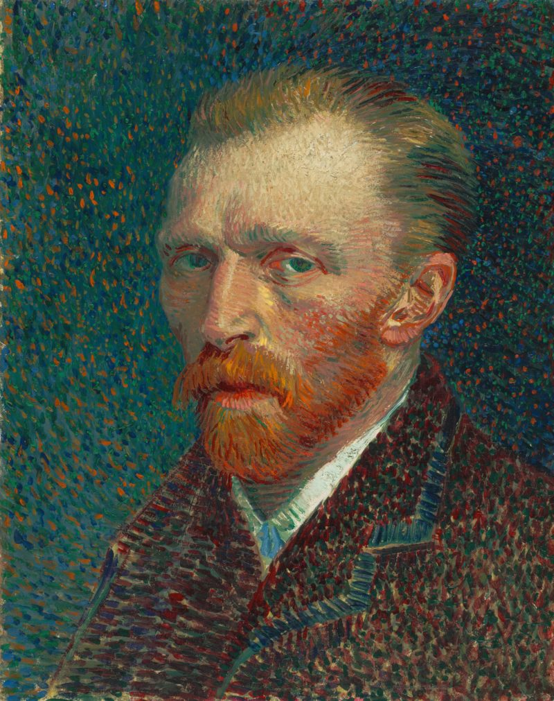 vincent van gogh   self portrait   google art project 454045