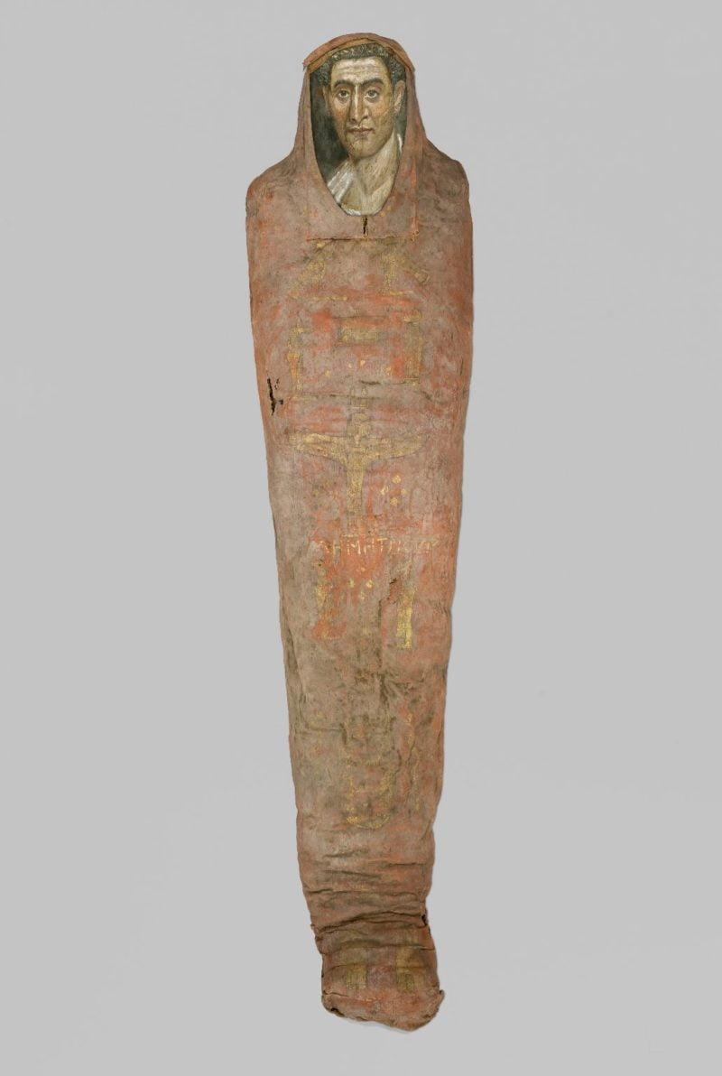 the mummy of demetrios 95 100 c e 11 600a b