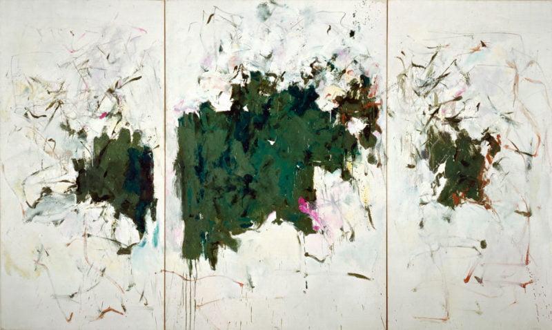joan mitchell 1964 girolata triptych