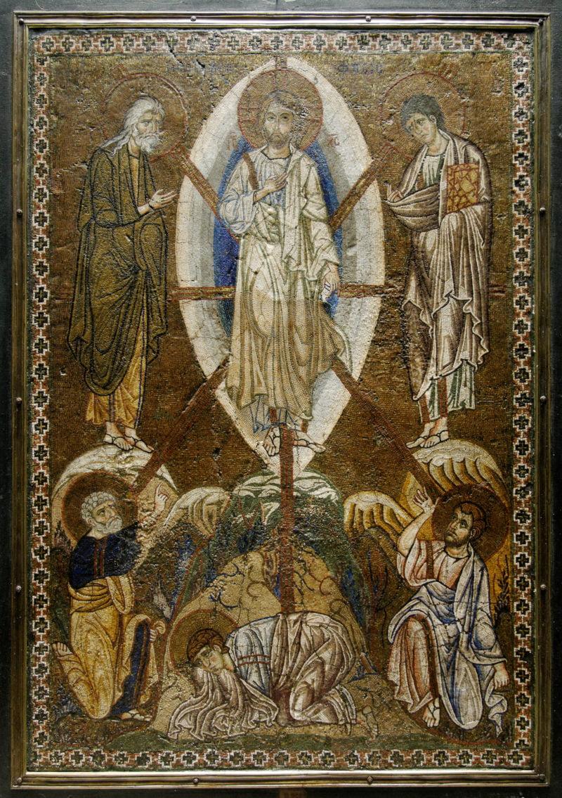transfiguration christ louvre ml145