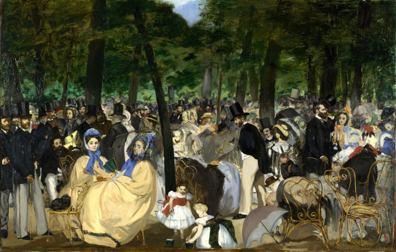 1200px manet musica en las tullerias national gallery londres 1862