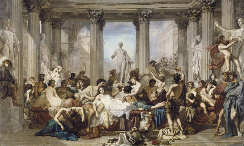 1280px thomas couture romans during the decadence google art project