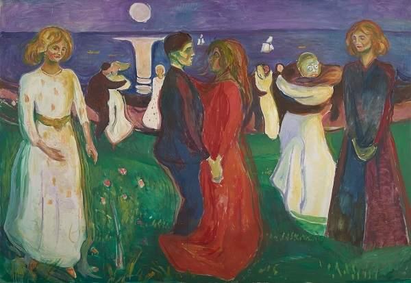 danza vida 1925