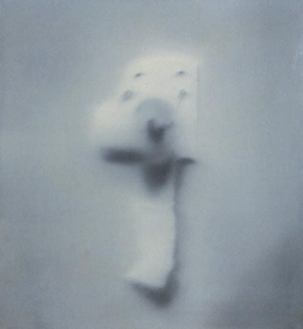 klorolle toilet paper 1965 68 cm x 65 cm catalogue raisonne 75 2 oil on canvas