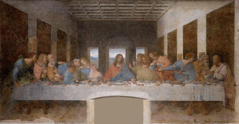 técnicas-de-pintura-la-ultima-cena-leonardo-da-vinci