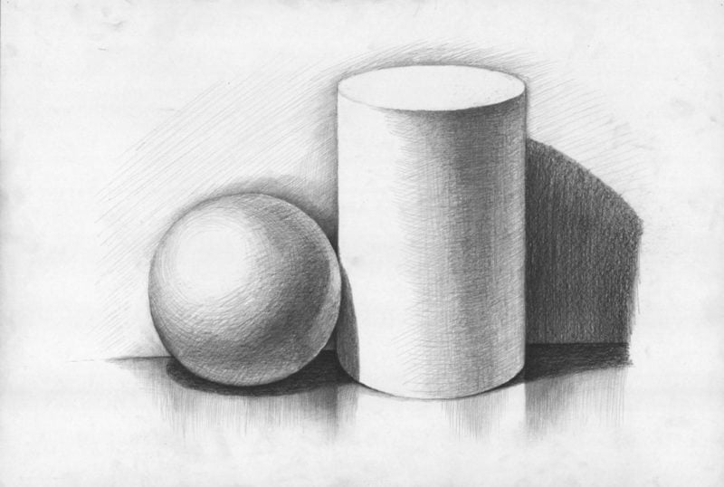 cylinder and ball by gilbert25