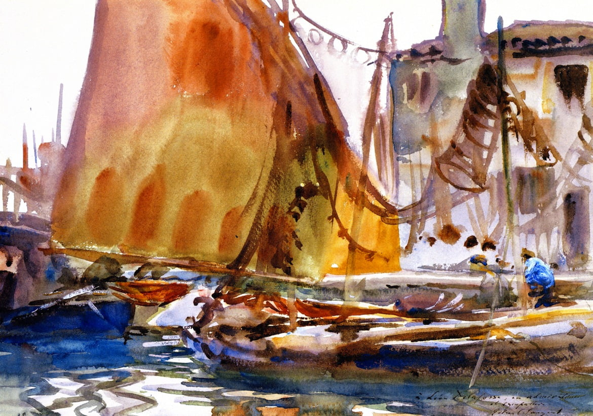agrisamiento-profundidad-Singer-Sargent-Drying-sails