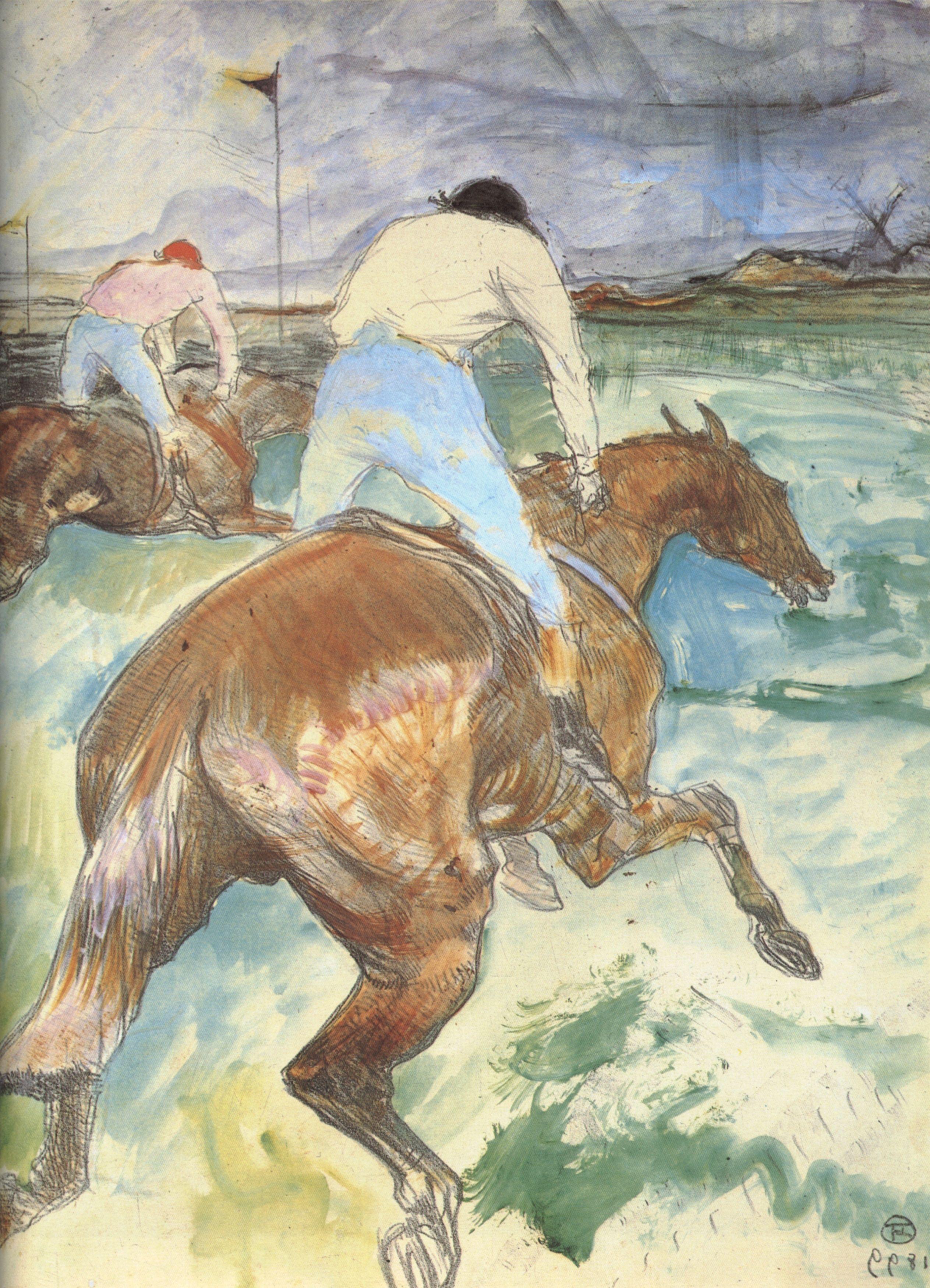 el jockey lautrec
