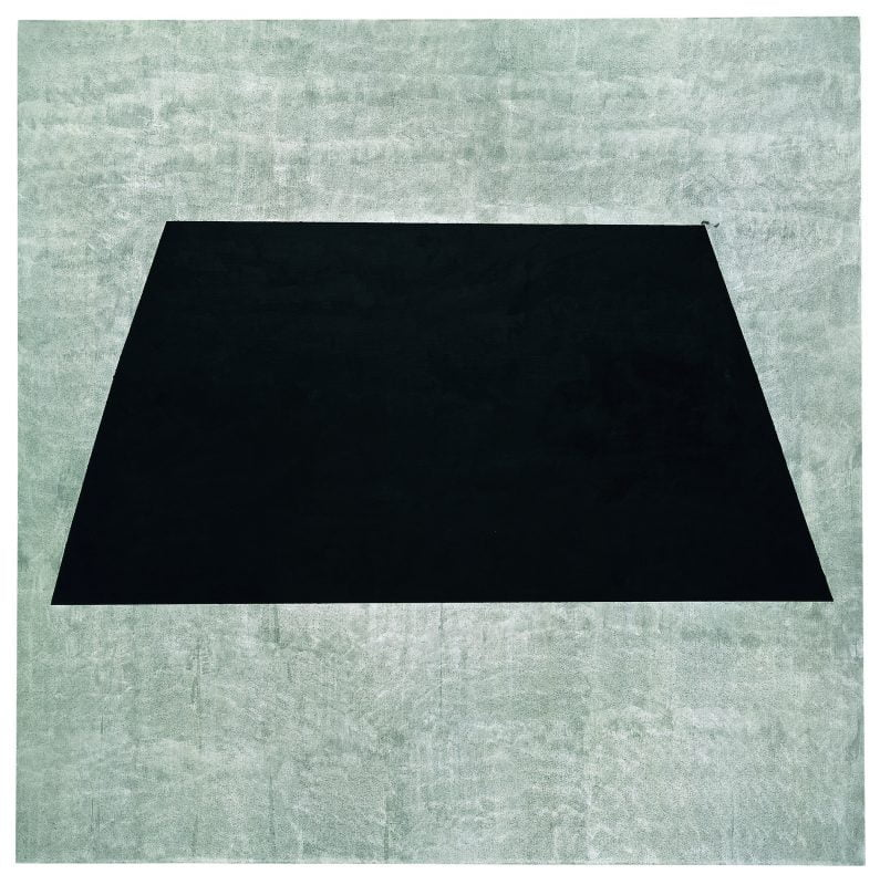 0b18da13 agnes martin homage to life 2003 acrylic and graphite on canvas 60