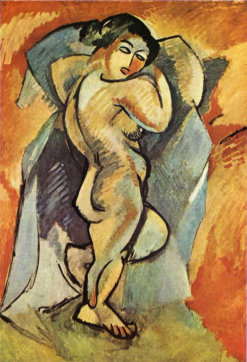 0487bdf4 big nude 1908 painter georges braque