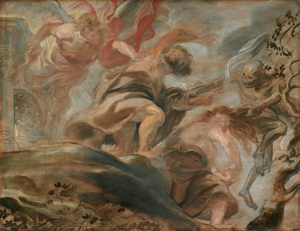 1280px peter paul rubens   expulsion from the garden of eden   google art project