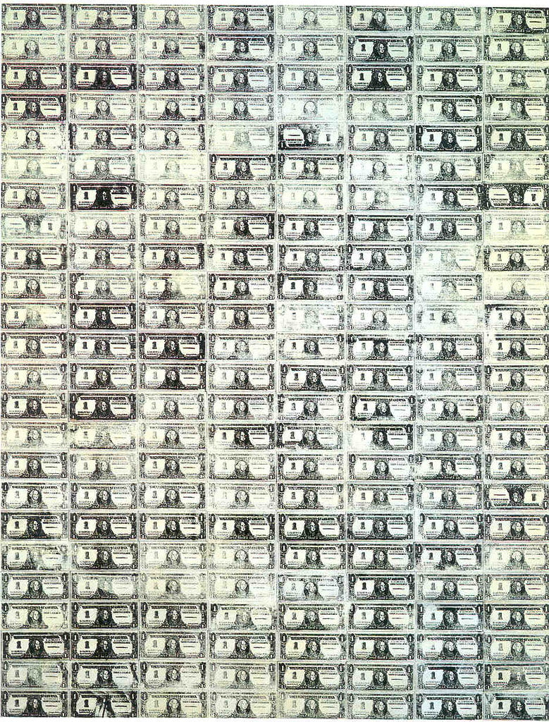 192 one dollar bills